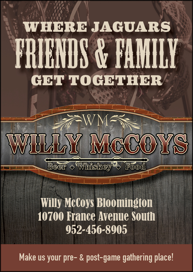 Willy McCoy's Ad
